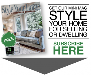 Style Your Home for Selling
